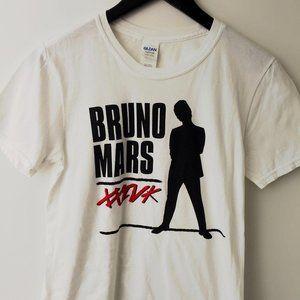 NEW Bruno Mars XXiVK 24K Majic Graphic Tee Shirt S